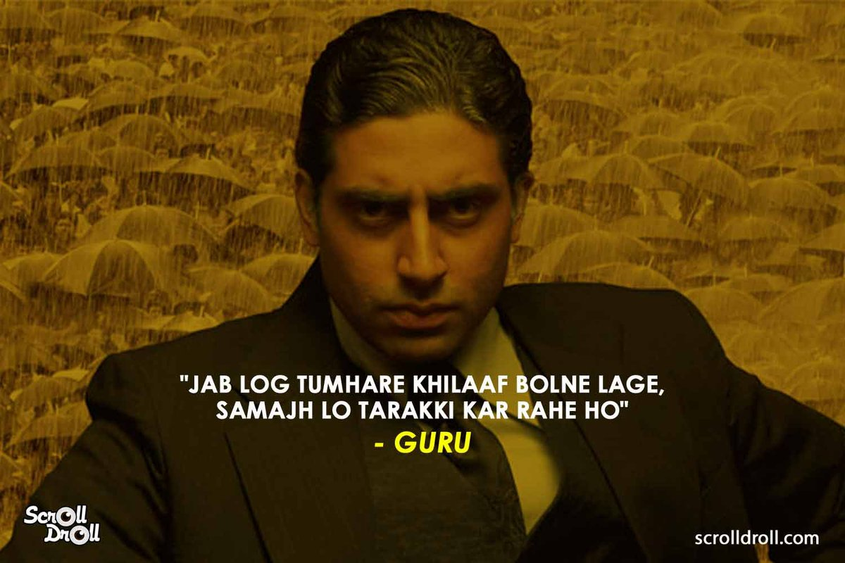 #Inspirational #Bollywood Dialogues & #Quotes That Can Change Your Life.  #tuesdaymood #TuesdayMorning