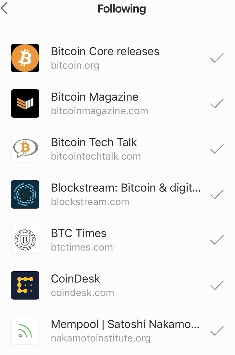 bitcoin news rss