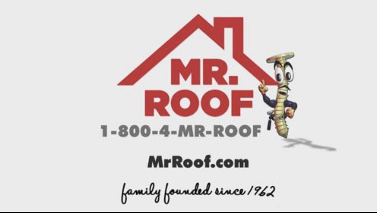 #Mrroof installed a new roof on our house today. I was 100% satisfied. The prep work they did before starting, installation, and cleanup was wonderful. In a little less than seven hours, they had it all completed. The workers were very nice and courteous. https://t.co/cxIYAzhHsk