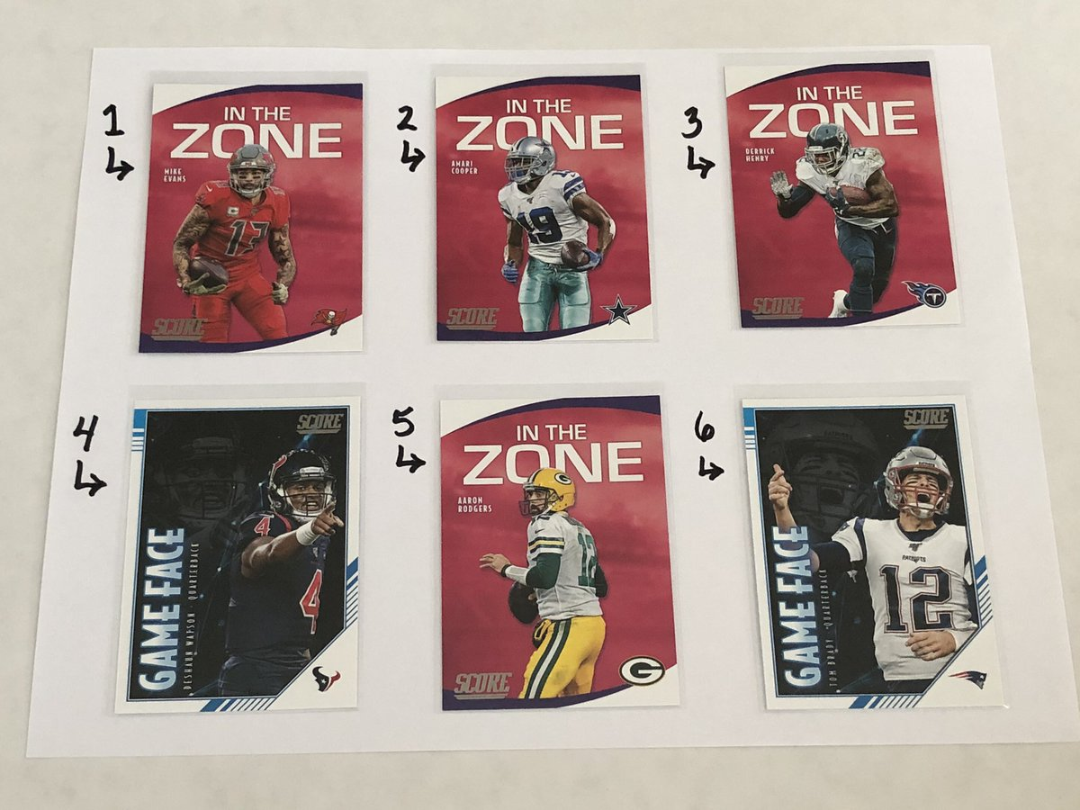 Football Card Claim Sale! $0.50 each + $3 postage regardless the amount of cards you claim. Check my eBay store: clh_collectibles with over 3000 Sportscards listed https://t.co/feL8Ol8BYH #ForSale #FootballCards #SportsCards #TheHobby @HobbyConnector @sports_sell @mlbhobbyconnect https://t.co/IreRJxoR0V