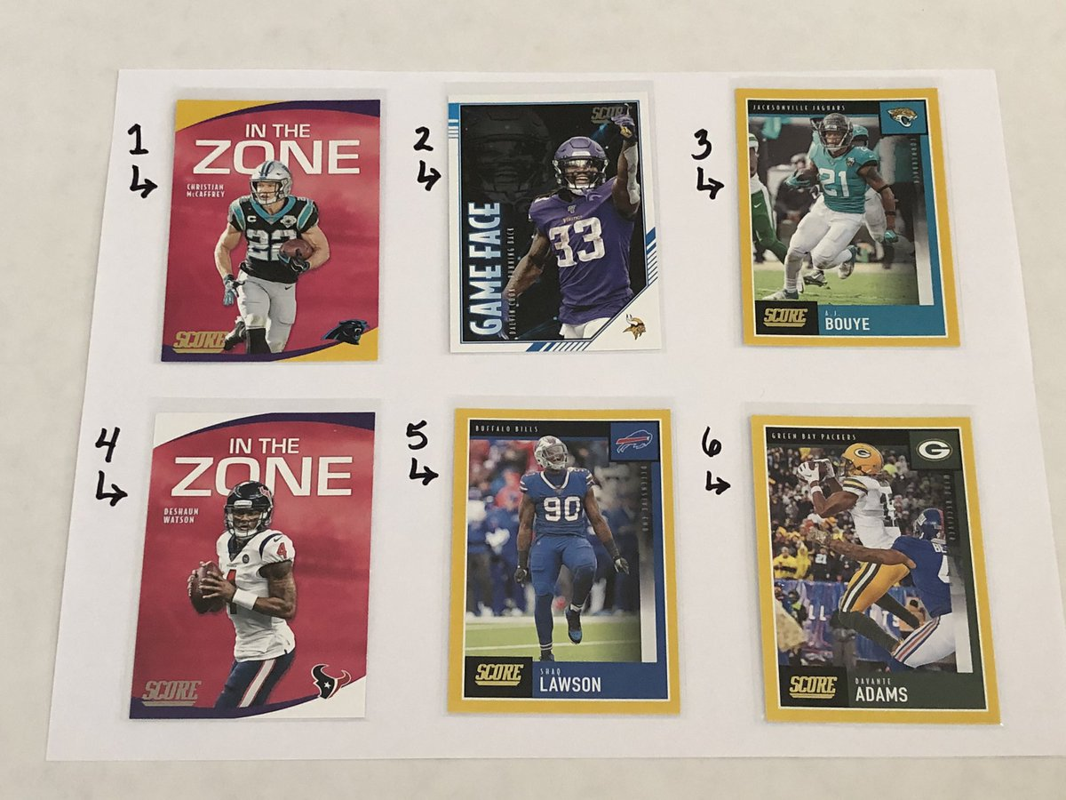 Football Card Claim Sale! $0.50 each + $3 postage regardless the amount of cards you claim. Check my eBay store: clh_collectibles with over 3000 Sportscards listed https://t.co/feL8Ol8BYH #ForSale #FootballCards #SportsCards #TheHobby @HobbyConnector @sports_sell @mlbhobbyconnect https://t.co/gCxiC3KMZ4