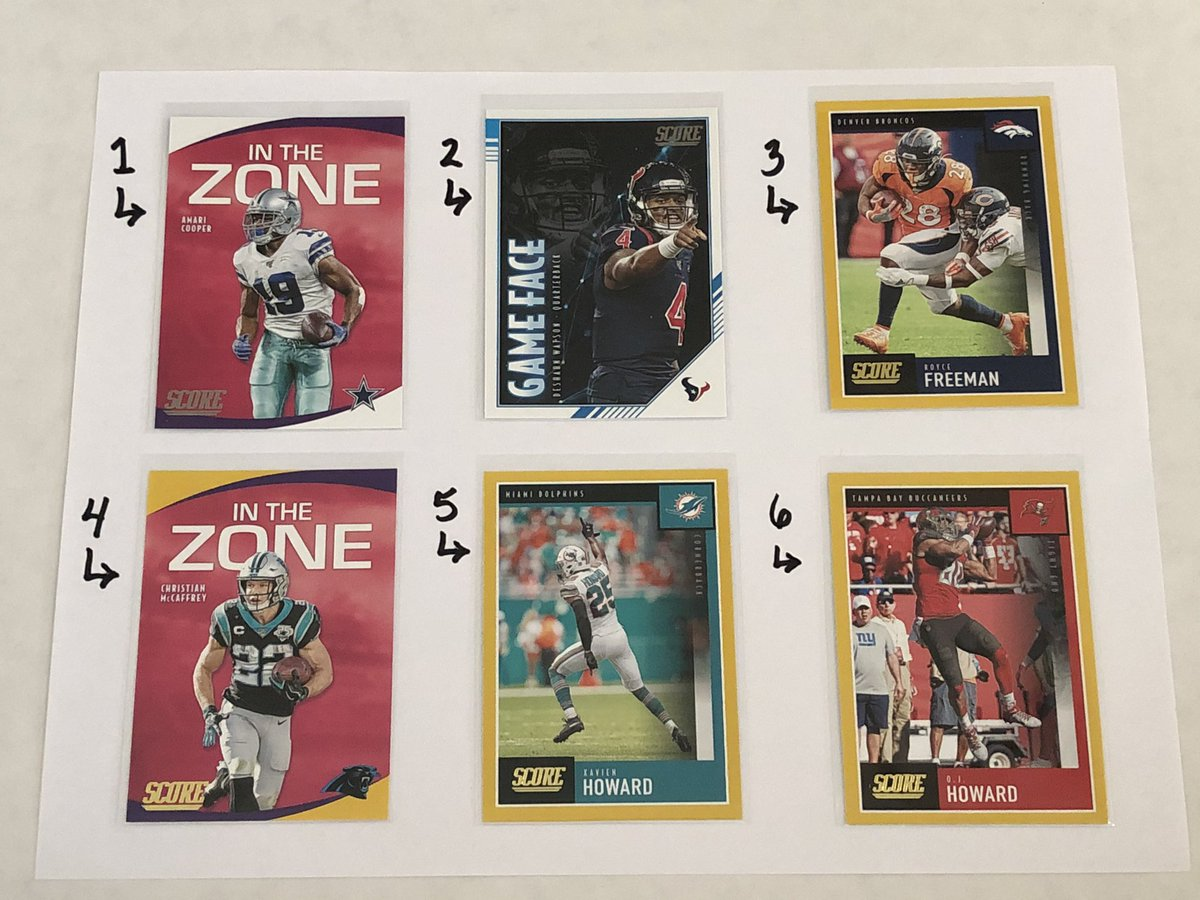 Football Card Claim Sale! $0.50 each + $3 postage regardless the amount of cards you claim. Check my eBay store: clh_collectibles with over 3000 Sportscards listed https://t.co/feL8Ol8BYH #ForSale #FootballCards #SportsCards #TheHobby @HobbyConnector @sports_sell @mlbhobbyconnect https://t.co/opdqZ794wM