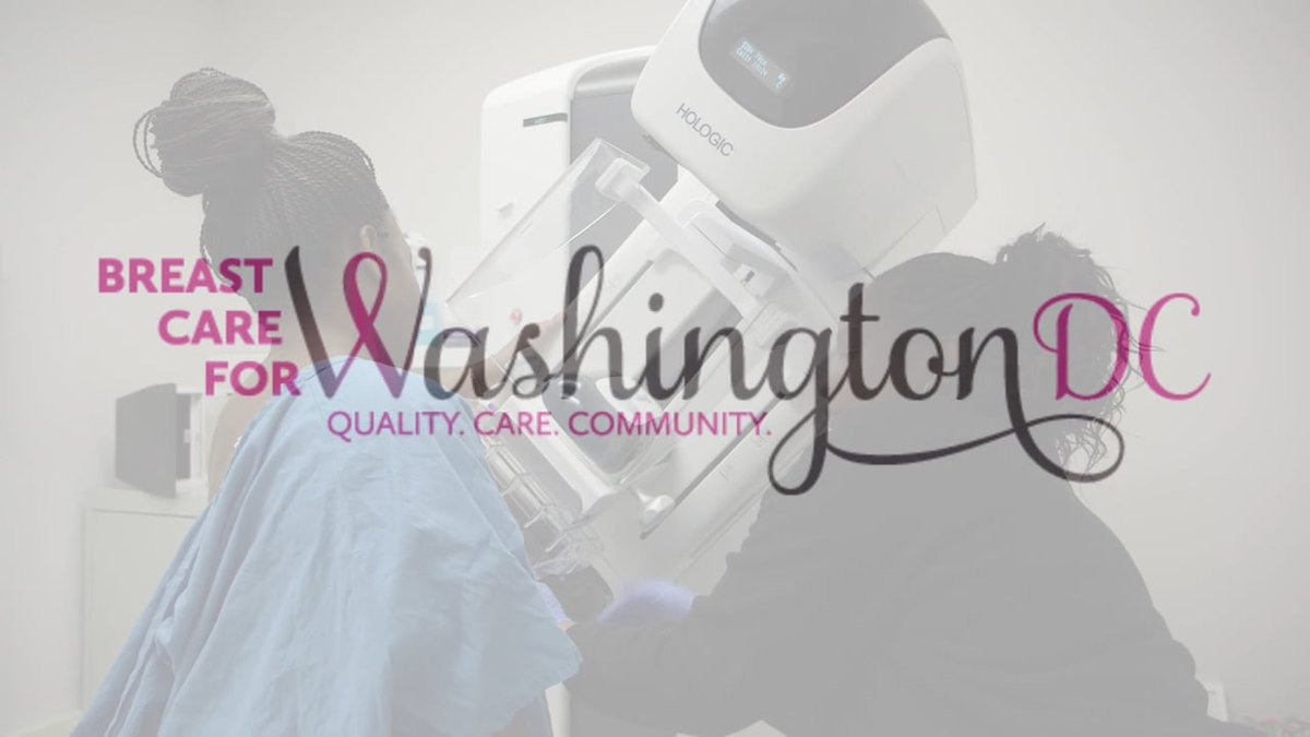 It's #BreastCancerAwarenessMonth and I couldn't be more proud that Bellevue is home to @BreastCareDC, Ward 8's community-centered breast cancer screening organization. Thank you for promoting access to breast cancer screening to all women, especially to the women of #Ward8. https://t.co/SfmFyLpeWX
