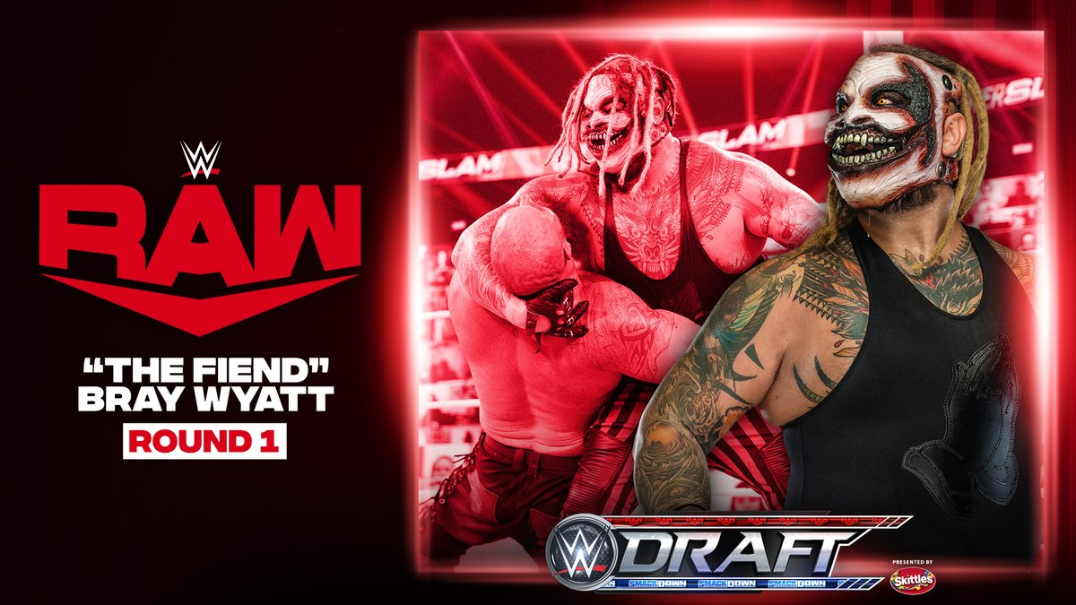 Complete Results From WWE Draft 2020 Night II On Raw 2