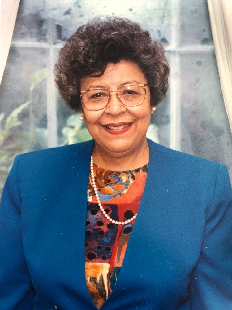 "Joyce Dinkins, who Mayor David Dinkins always referred to so lovingly as his ""bride,"" was a leader in her own right, who cared about the well being of children & community. This is such a loss. And for me a role model as a Soror. RIP."