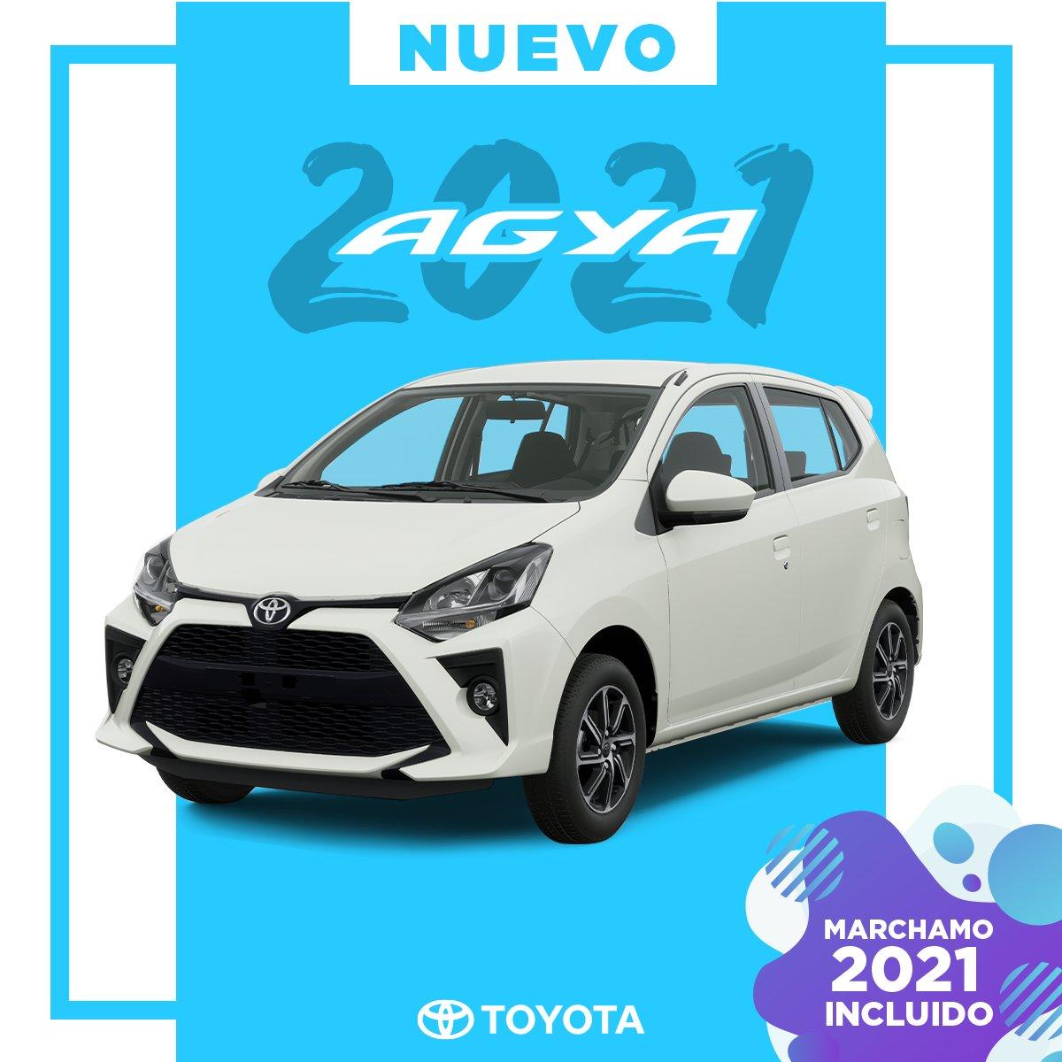 Empezá de 0 con el pie derecho y unite a la familia Toyotera a bordo de un #Agya. Te aseguramos eficiencia, diversión y muchos momentos inolvidables.  Te esperamos en las sucursales #Toyota para que te lo llevés con marchamo incluido.  https://t.co/vMSEnkjpNr https://t.co/ljoNg4QYXB