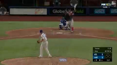 @MLB's photo on Austin Riley