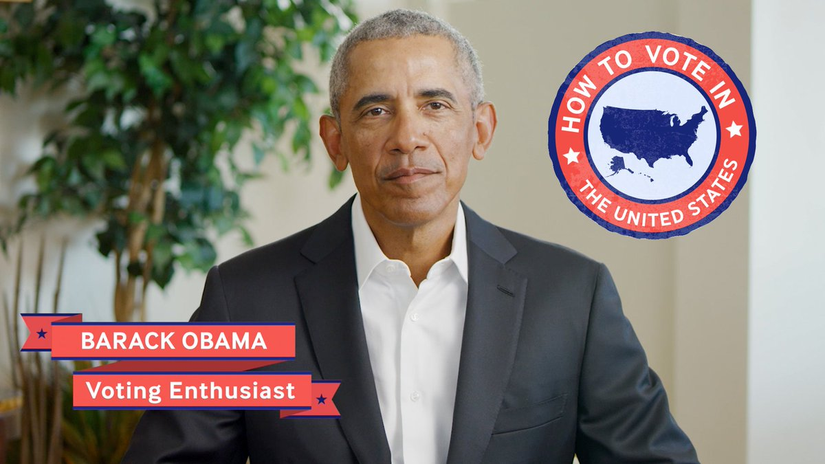 We want to make sure you have all the information you need to cast your ballot in this election. Watch this video from @BarackObama to help make your voting plan. Then ❤️ or 🔁 this tweet to get important reminders from us as Election Day approaches!
