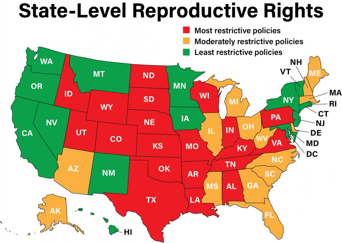 When reproductive rights are less restrictive, babies are born healthier dlvr.it/RjTnKs