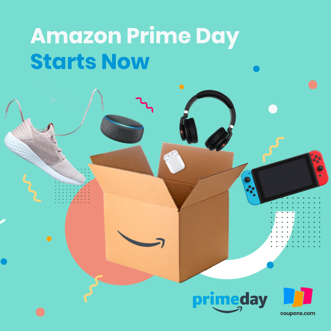 Amazon Prime Day starts NOW!  Here's your link to the best deals today and tomorrow: https://t.co/w54KRouXy4  #primeday #amazonprimeday #amazonprime https://t.co/d3ZGLJWC7v