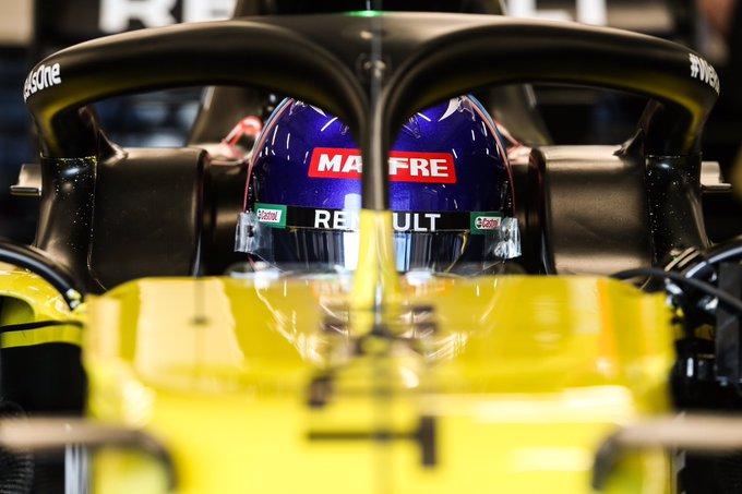 """Ya está aquí, ya llegó, comienza la """"re-evolución"""" de Fernando Alonso / Vídeos - Fotos"""