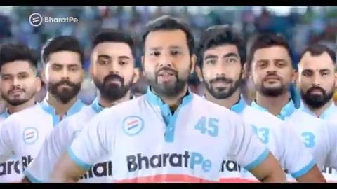 Hum hain #TeamBharatPe, jo desh ke har dukandar ke saath hain khade!   Ab payment accept karein kisi bhi card aur app se bina koi charge aur milein cricket stars se!  🇮🇳 BharatPe Lagao Dhandha Badhao @bharatpeindia