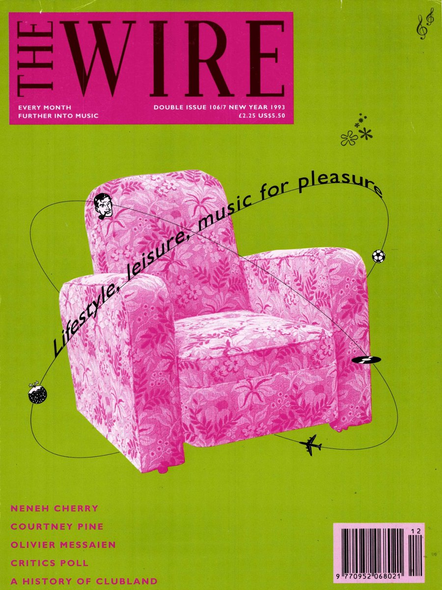 test Twitter Media - The first edition of @thewiremagazine I ever bought. Been a regular reader ever since and it has turned me on to so much music I'm sure I'd have never discovered otherwise.  Interesting to see an opera column in the year round-up. https://t.co/h98wDlwGrY