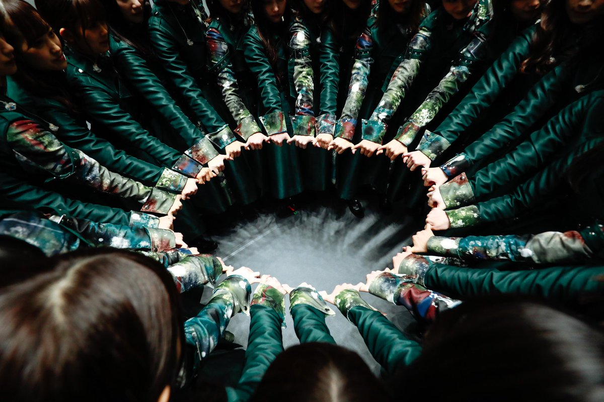 この後、いよいよ18:00〜欅坂46「THE LAST LIVE」DAY2が開場いたします   行ってきますっ   #欅坂46 #THELASTLIVE #欅坂46からありがとう keyakizaka46.com/s/k46o/news/de…
