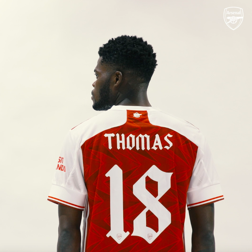 📸 The time has come... #NoThomasNoPartey | @ThomasPartey22