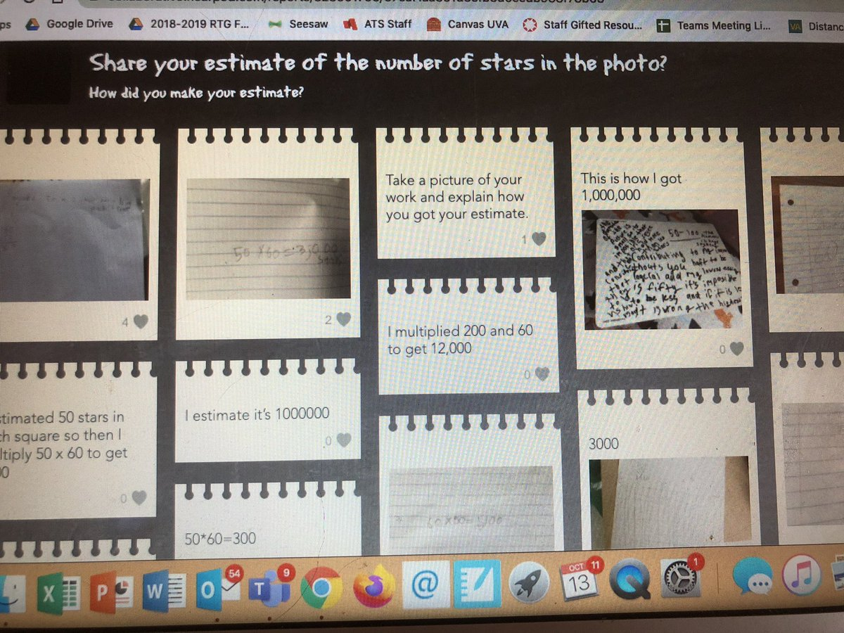 ATS Stars dive into the week by completing <a target='_blank' href='http://twitter.com/nearpod'>@nearpod</a> Project M3 How Big is Big and MoLi Stone in math! We loved using the collaboration board and our base 10 blocks at home! <a target='_blank' href='http://twitter.com/APSGifted'>@APSGifted</a> <a target='_blank' href='http://twitter.com/APSMath'>@APSMath</a> <a target='_blank' href='http://twitter.com/APS_ATS'>@APS_ATS</a> <a target='_blank' href='http://twitter.com/MyRedCooper'>@MyRedCooper</a> <a target='_blank' href='http://twitter.com/ATS_4thGrade'>@ATS_4thGrade</a> <a target='_blank' href='https://t.co/19LWOg071Z'>https://t.co/19LWOg071Z</a>