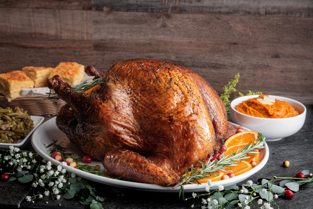 Holiday Ordering is now live! Pre-order your entire Thanksgiving meal, from our iconic Smoked Turkeys to our classic homestyle sides and desserts, for this year's Thanksgiving dinner. Tap https://t.co/q02ZdBtDxa to order or for more info. https://t.co/csubmdTKem