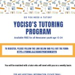 Image for the Tweet beginning: Our youth program, YOCISO, offers