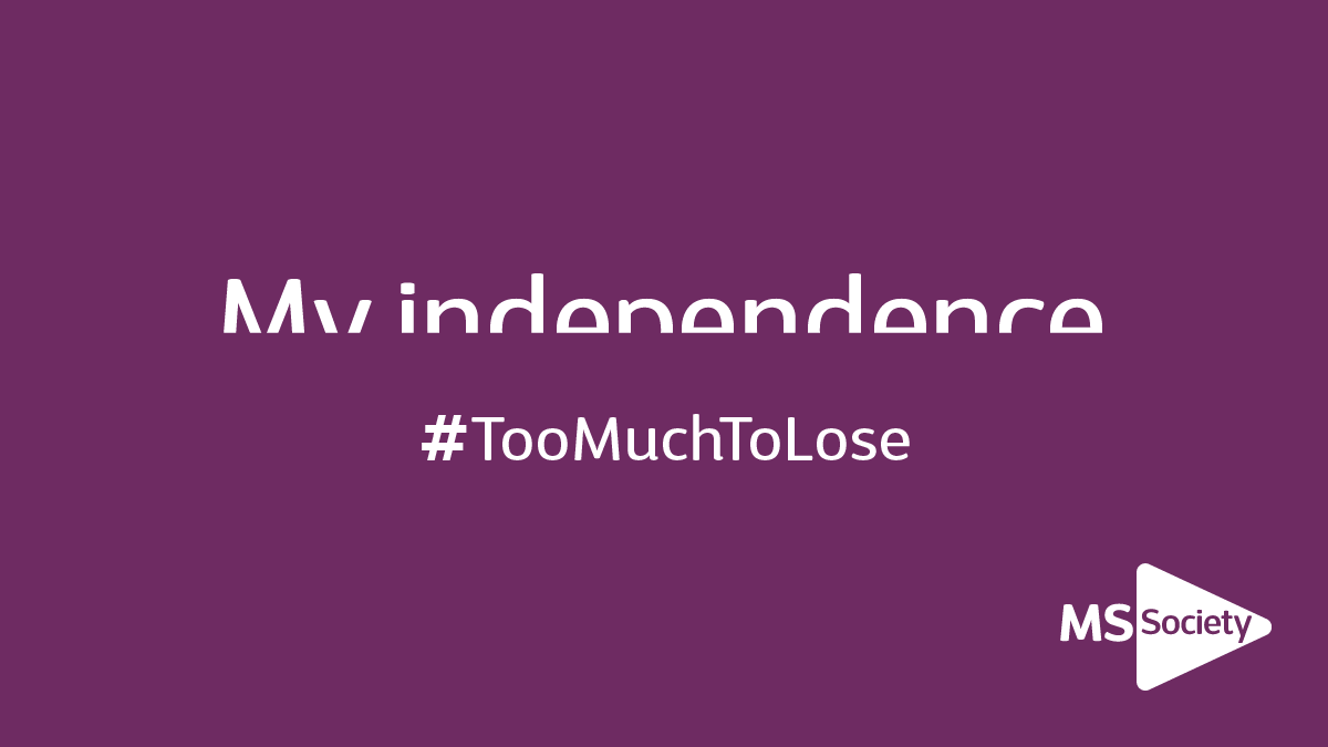 As the pandemic continues, we can't allow people with MS to be left behind.     We're asking local health leaders to pledge support for improving access to rehabilitation services.    Take action now - contact your local health leader: https://t.co/Rv8fqYuwzi #TooMuchToLose https://t.co/4ifLIZDzvI