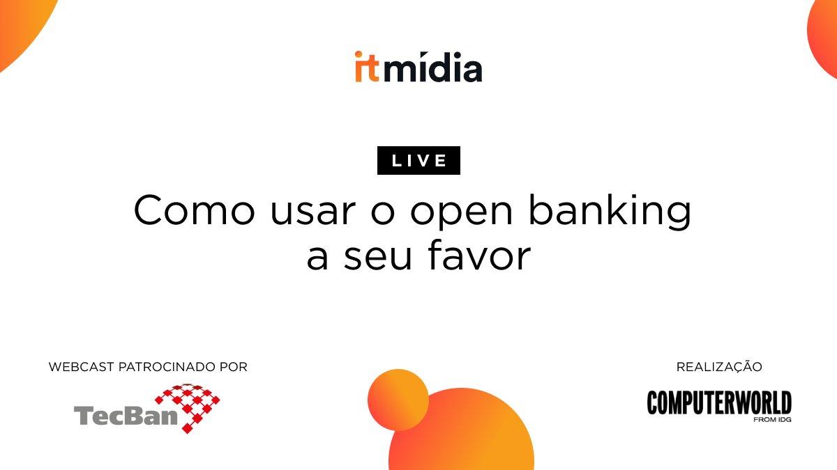 Com a chegada do Open Banking  no Brasil, empresas e serviços autorizados terão acesso aos dados do cliente, permitindo que ele movimente sua conta a partir de diferentes plataformas. Esse é o assunto abordado pela TecBan nesse webcast. Acesse e assista: https://t.co/fzRBSOymq0 https://t.co/yNav91KcnH