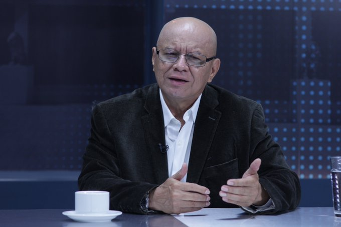 Rogelio Canales define su candidatura proveniente de la sociedad civil