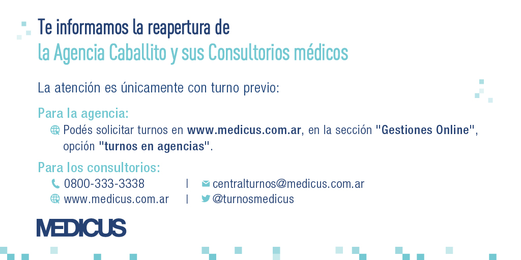 Central de Turnos (@turnosmedicus) | Twitter