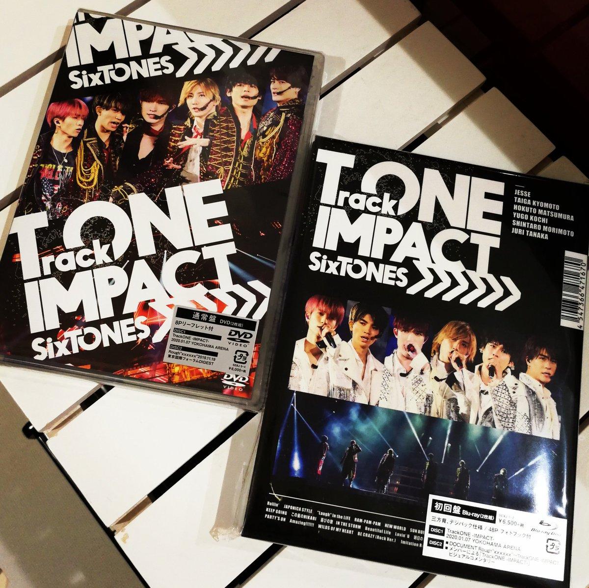 トーン インパクト dvd Sixtones トーンインパクトDVD 予約/特典まとめ【SixTONES
