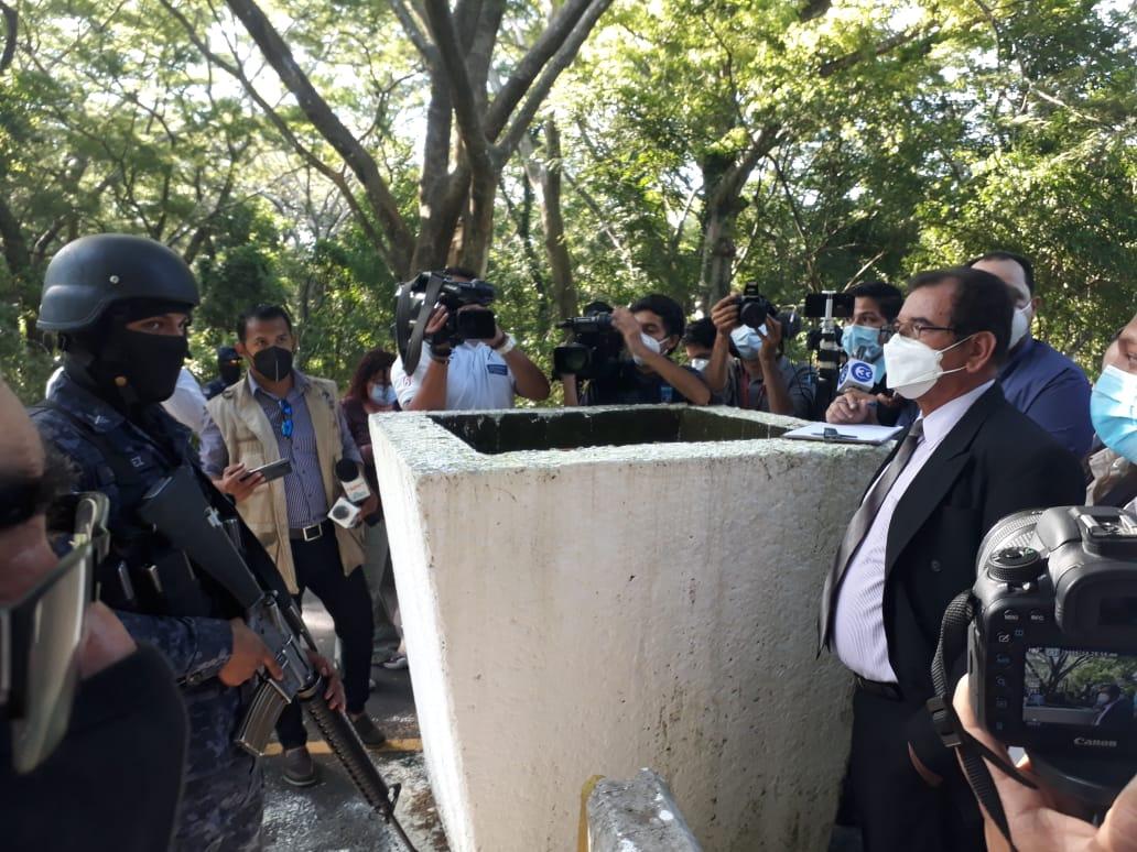 Inspección de archivos militares por juez Guzmán se frustra por 3ra. vez