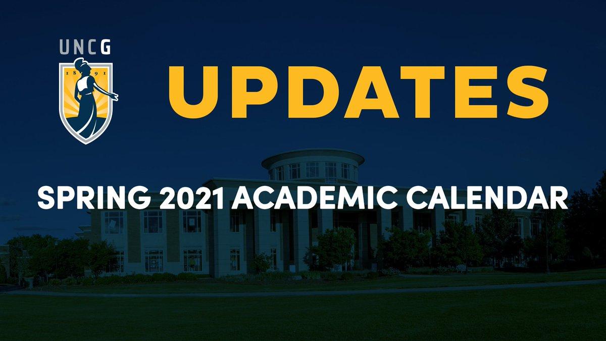 Uncg 2021 Academic Calendar Photos