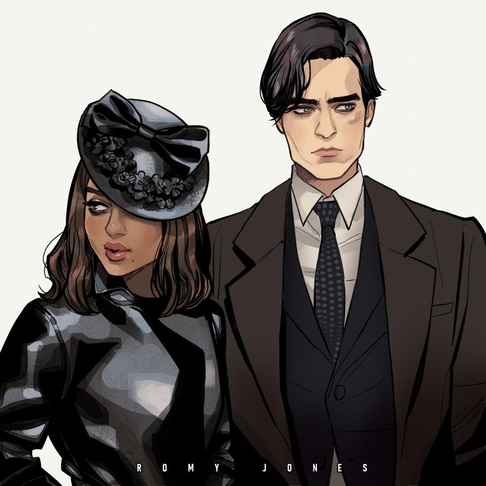 Bruce & Selina ✨