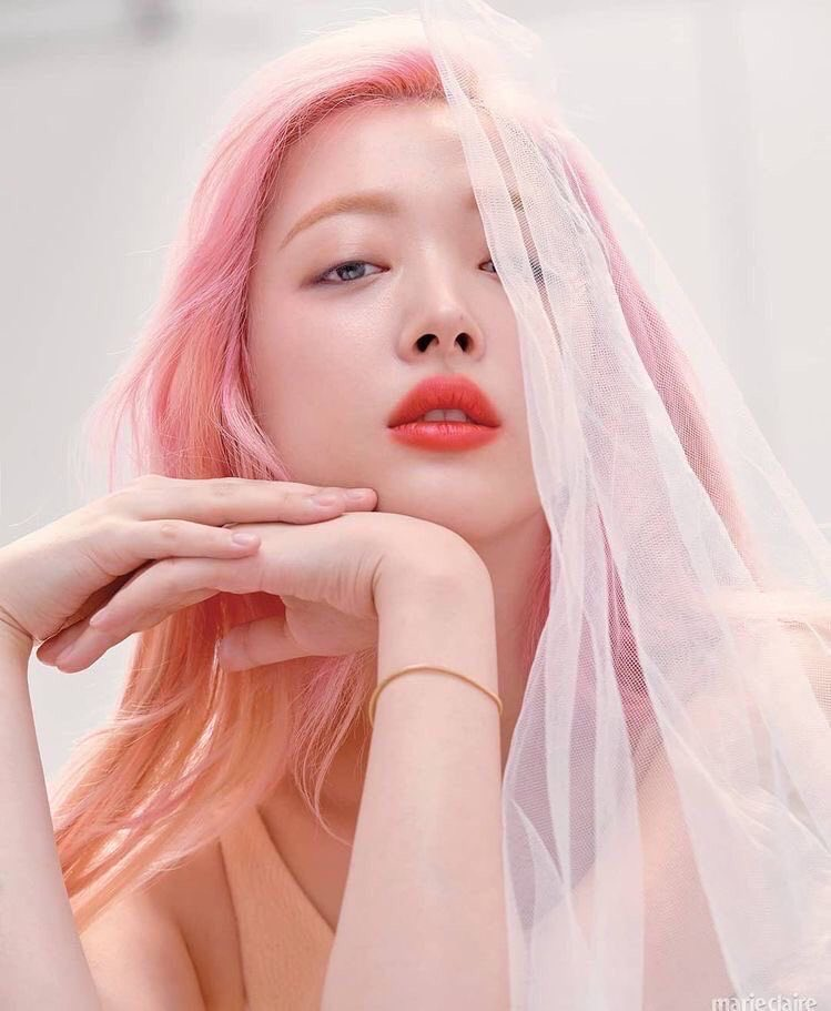 thank you, choi jinri for inspiring so many people around the world. we will never forget your warm heart and gummy smile. <3 #Remember_Sulli #사랑하는_진리에게_복숭이가