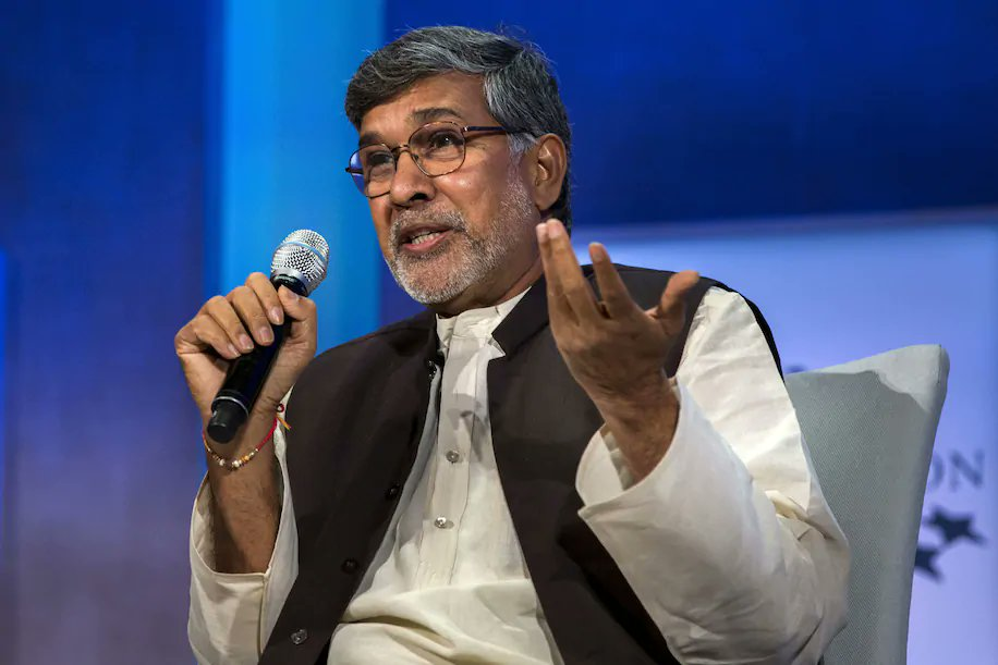 Tens of millions of children are at risk of child labor and exploitation due to Covid-19, warns Nobel Laureate Kailash Satyarthi in the @washingtonpost. Governments can minimize the damage by investing in quality education. washingtonpost.com/education/2020…