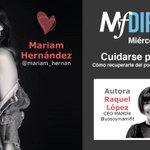 Mañana a las 17:00h entrevista en DIRECTO con Mariam Hernán @mariam_hernan para hablar de como está viviendo su posparto. !No te lo pierdas!, a las 17:00h en el perfil de  instagram de Raquel López @yosoymamifit 🤗💜. . #cuidarseparacuidar #cuéntanostuposparto #directosmamifit