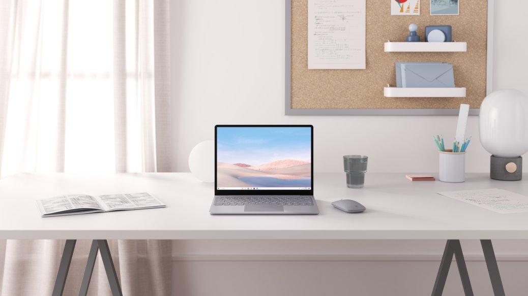 Surface Laptop Go ist perfekt für deine täglichen Aufgaben und die Zusammenarbeit mit KollegInnen – und so leicht und stylisch, dass du ihn überall hin mitnehmen willst.  https://t.co/LqytUkIEQe https://t.co/xAllhik5Ad