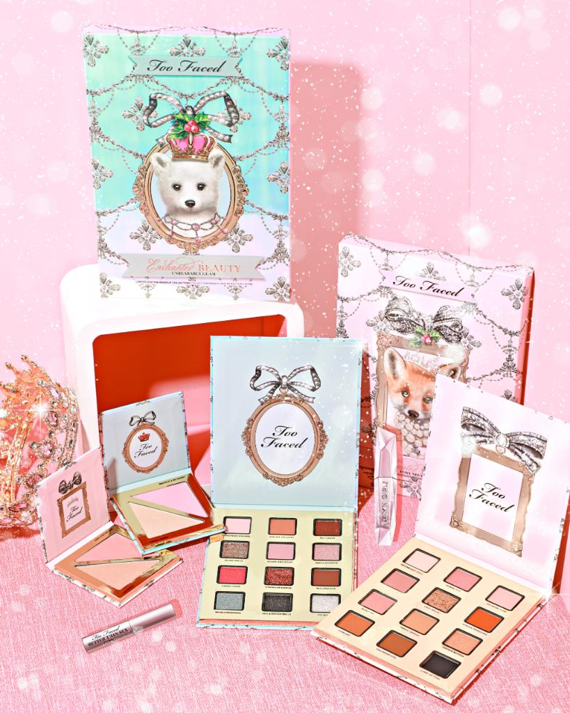 Are you unbearably glam or a neutral fox? 🥰 Embrace the magic of the season with our Enchanted Beauty Makeup - Unbearably Glam Set and Foxy Neutrals Set! Available here: https://t.co/inKE8Tysp2 #toofaced https://t.co/NKmFctBi0A