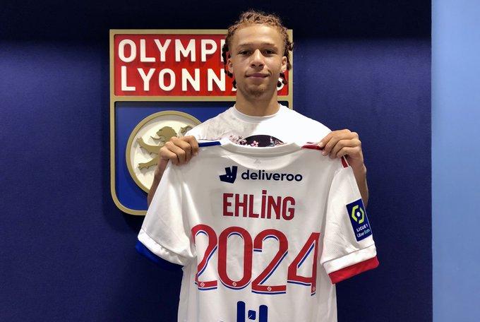 Ehling signe pro à l'OL