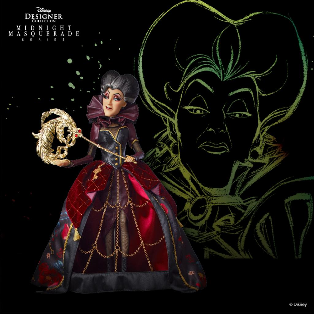 Absolutely wicked. Visit di.sn/6015GNgLJ for more on our #MidnightMasquerade release of Lady Tremaine.