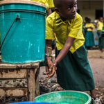Image for the Tweet beginning: Water, sanitation, and hygiene (#WaSH)