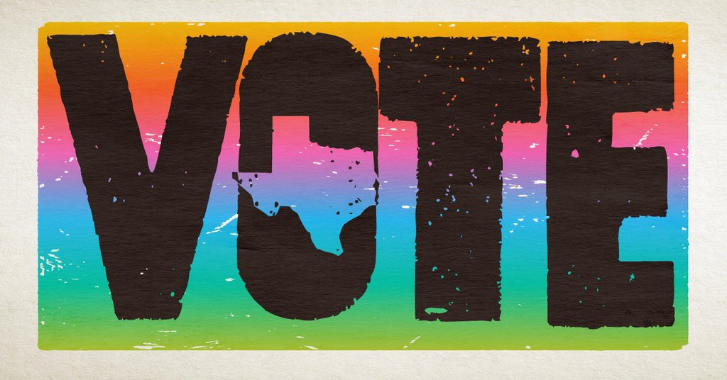 TEXAS: It's time to cast your vote! Early voting officially begins TODAY. 👈  Visitto learn about the 7 approved forms of photo ID you can use to vote and what to do if you do not possess and cannot obtain one.#VoteTexas #EarlyVoting #ReadyCheckVote 🙌
