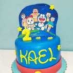 Image for the Tweet beginning: Tendrá #doraemon tartas así de