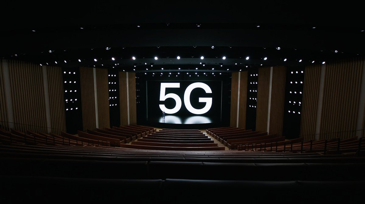 Should we make a big deal about 5G? Apple: