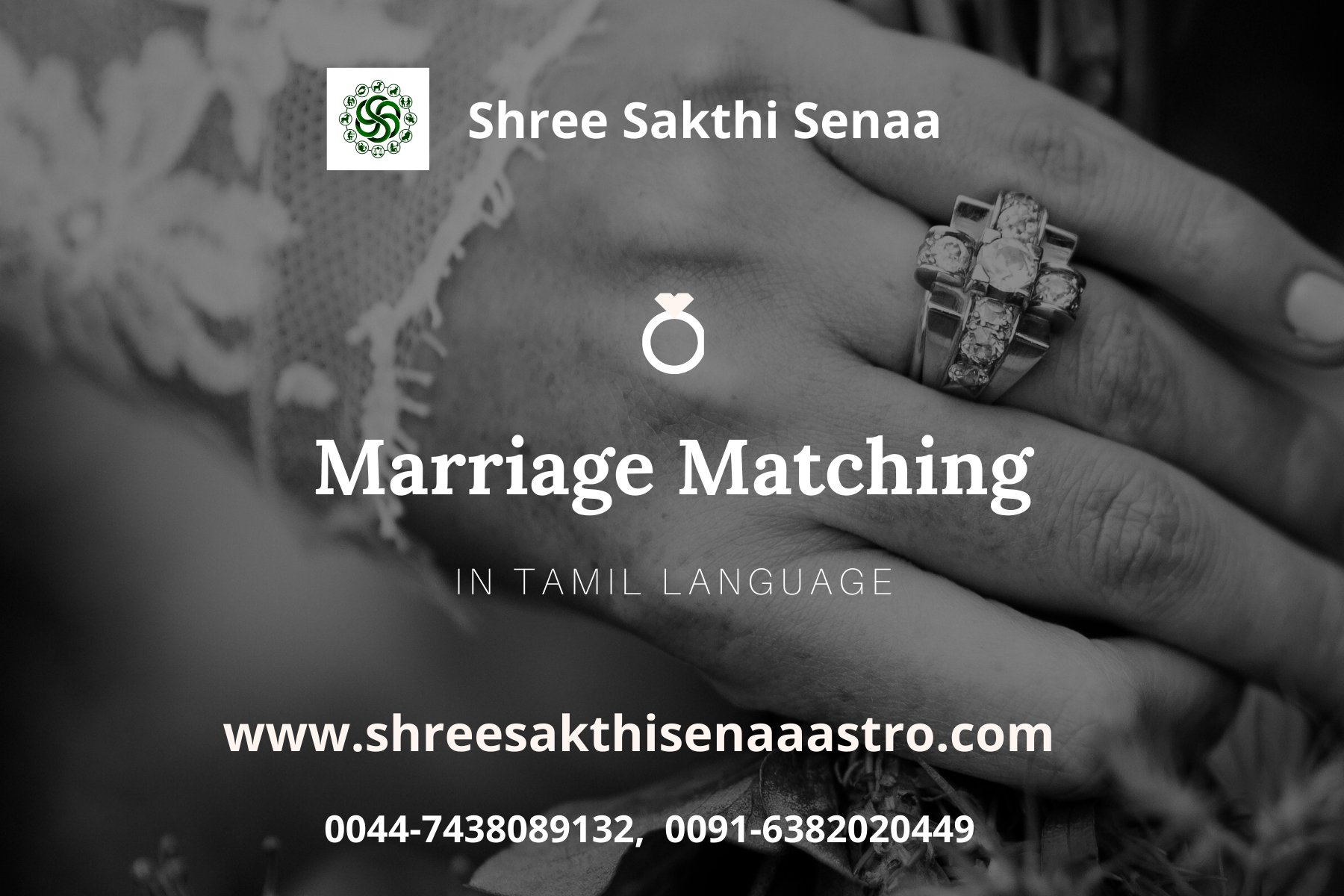 In marriage tamil name for matching Importance of