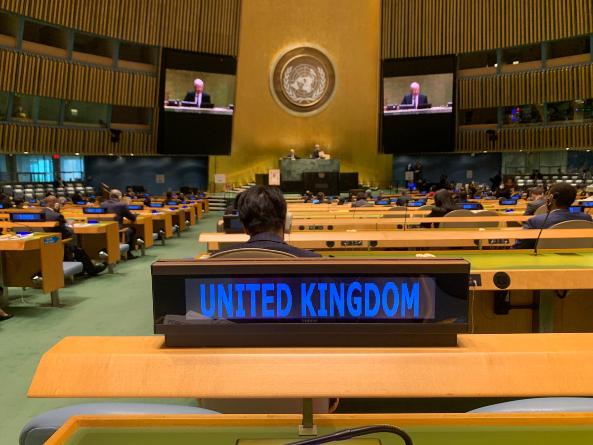 🚨The results are in🚨  ➡️The UK & France have been re-elected to the Human Rights Council for 2021–2023  🙏Thank you for supporting our candidacy. We look forward to working closely with @UN_HRC members, @UNHumanRights & civil society to deliver our election pledges  #UKforHRC https://t.co/EKPSbJzdO9