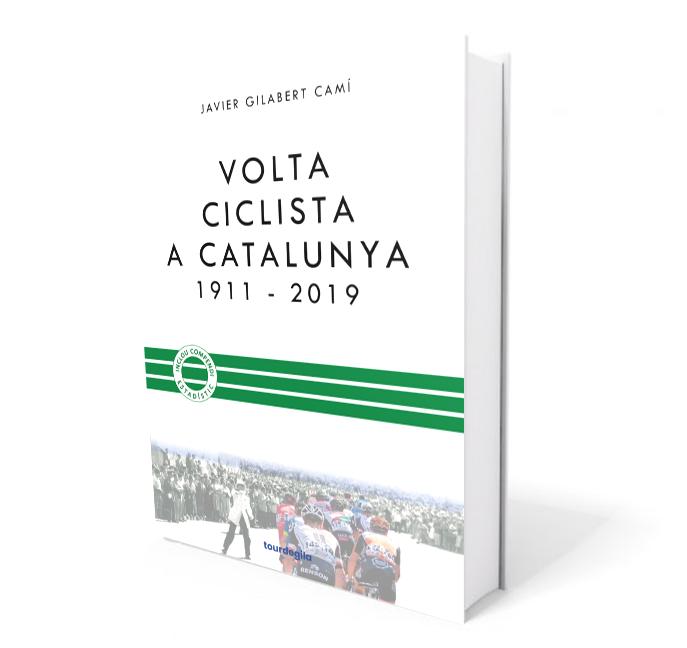 """Javier Gilabert C. on Twitter: """"📖 Fa uns mesos vaig fer un compte enrere  per a la #VoltaCatalunya100 a https://t.co/7OnIF7i7wv, publicant 99  entrades de les 99 edicions. Tota aquella literatura (+ estadístiques)"""