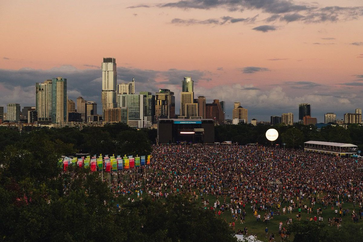 Don't forget to support our talented #ACLFest Photography Team! 🙌 Prints from past festivals on sale now 👉  📸