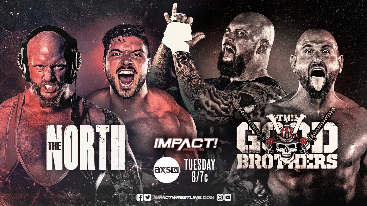 Several Big Matches Announced For Impact's Go-Home Episode Before