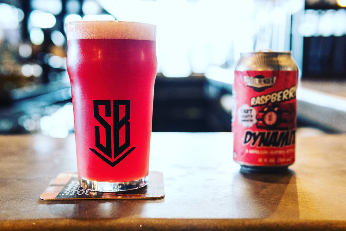 Help us help Pink Warrior House during #BreastCancerAwarenessMonth! ⁠We'll donate $1/pint of Raz DYNAMITE to PWH all month. @CanteenBrewhaus & @HighandDryBrew will donate for pints of Social Capital & Rosa Goes-A. #localsupportinglocal⁠⠀ https://t.co/tH5b4RR9BK. ⁠#builttobrew https://t.co/HII86D3Ze2