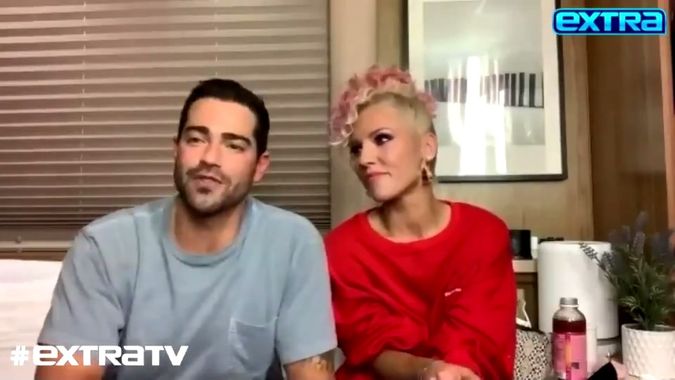 Jesse Metcalfe says he has no regrets after #DWTS exit: I gave the best of myself. @SharnaBurgess @DancingABC