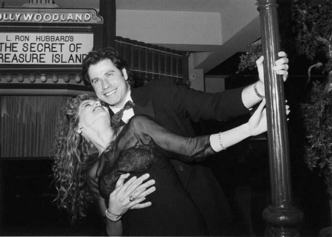 "John Travolta posted a tribute for Kelly Preston\s birthday: \""Happy Birthday hon! All my love, John.\"""