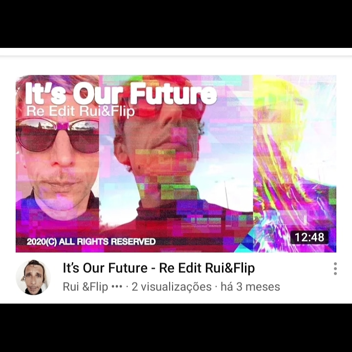 It's Our Future - Re Edit Rui&Flip https://t.co/YcDimfxAUb Track made on 17th  June 2020 #musiccommunity #residentadvisor  #deepwithehousehead #ibizasounds #prince  #partylikeis1999 #housemusic #remix #microhouse #techno #Portugal #music #producers #beats #ableton #LA #LEIRIA https://t.co/TSFtIG9Xnx
